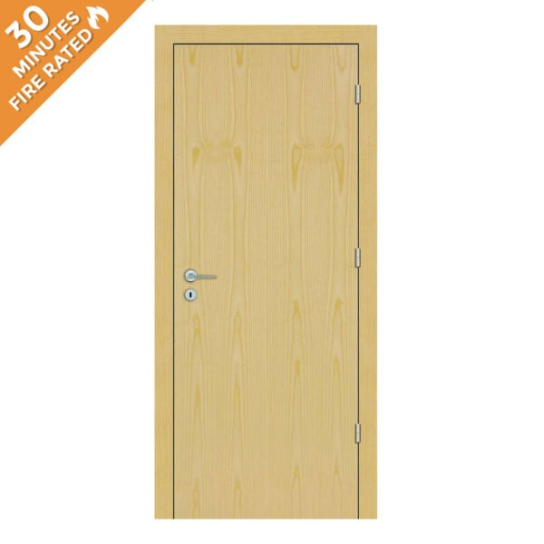 Ash Single Door FD30