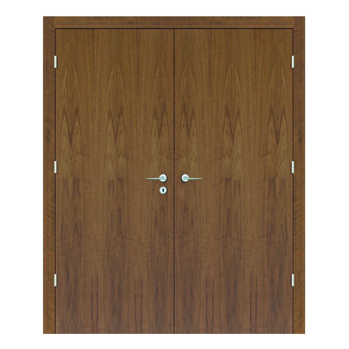 American Walnut Double Door