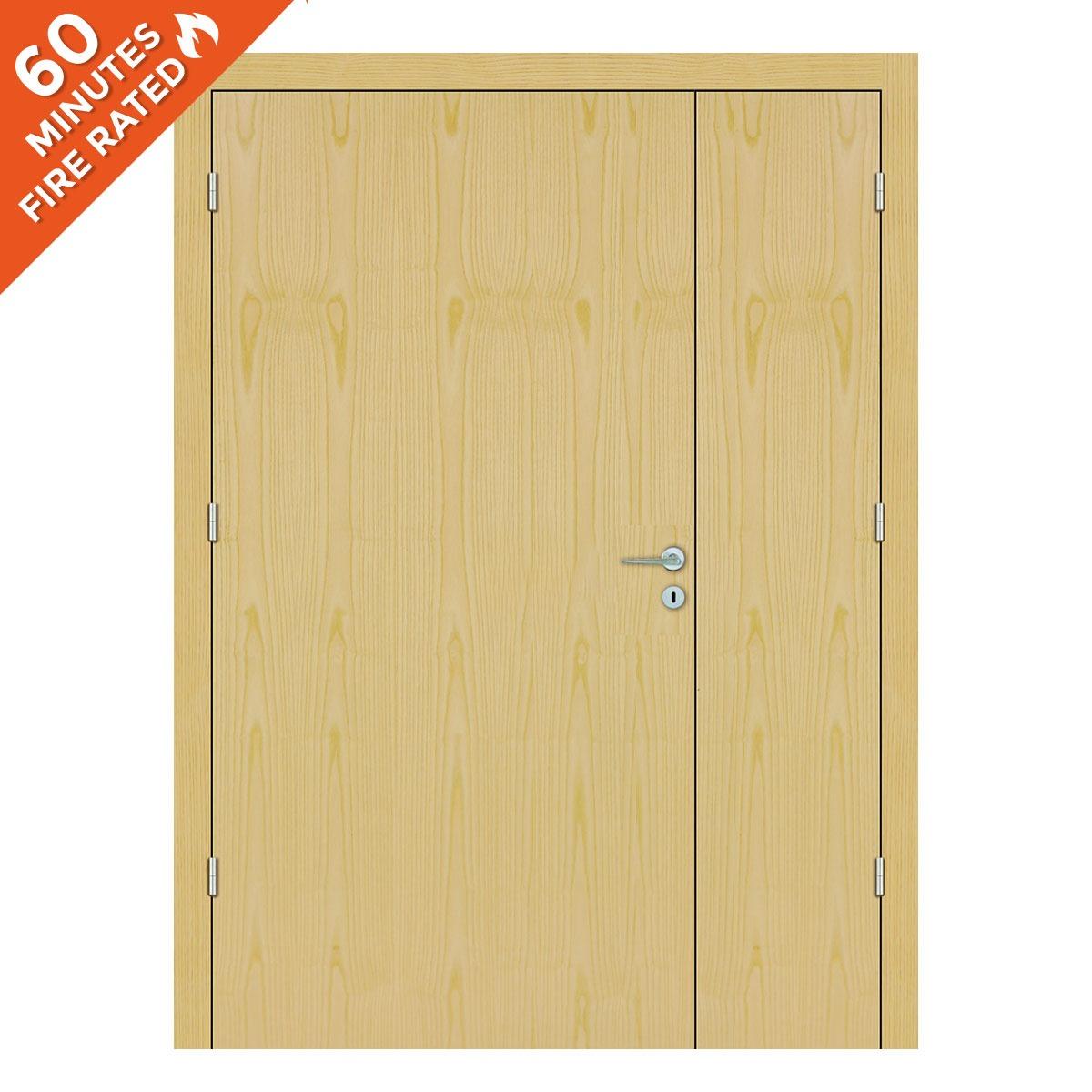 Ash Hospital Door FD60