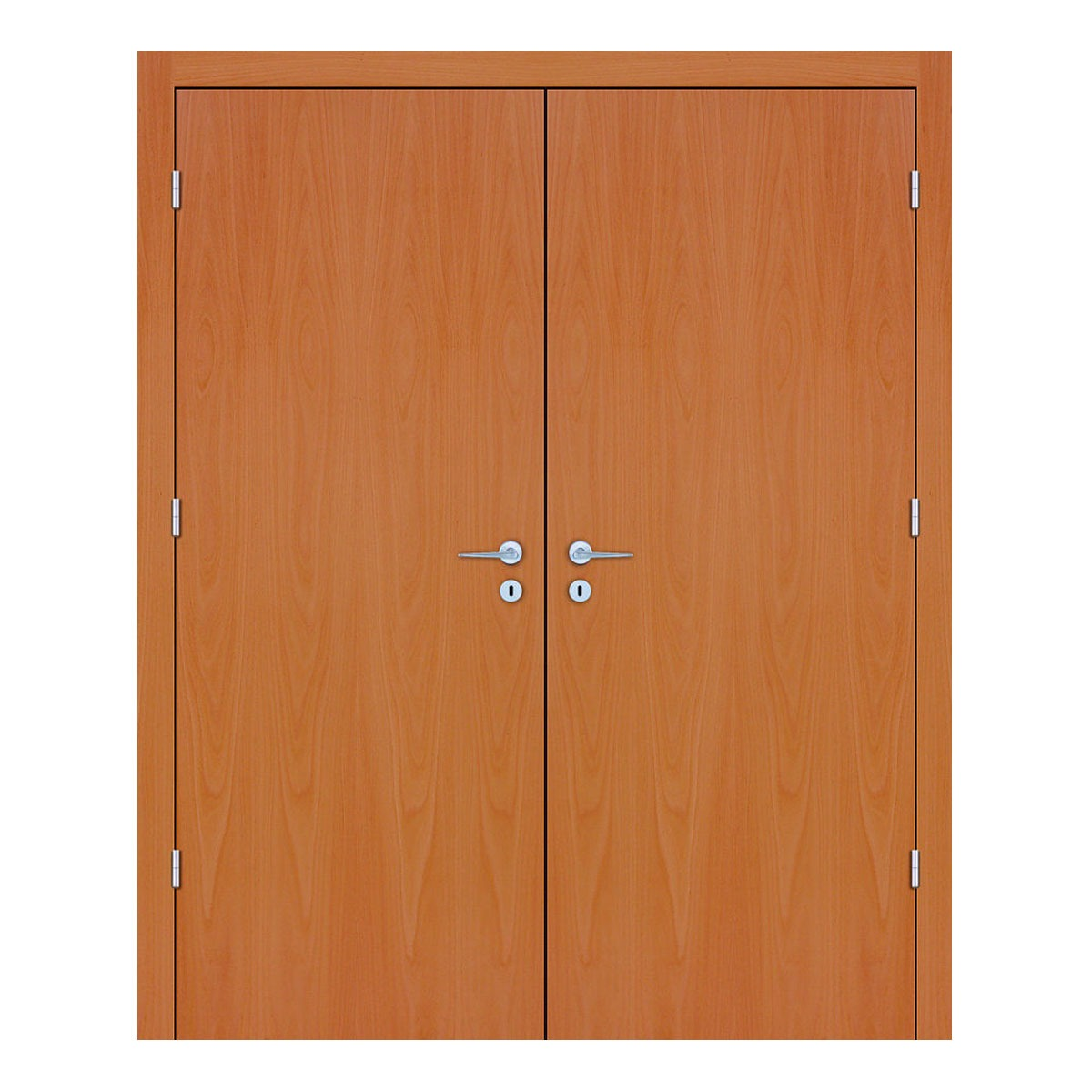 Beech Double Door