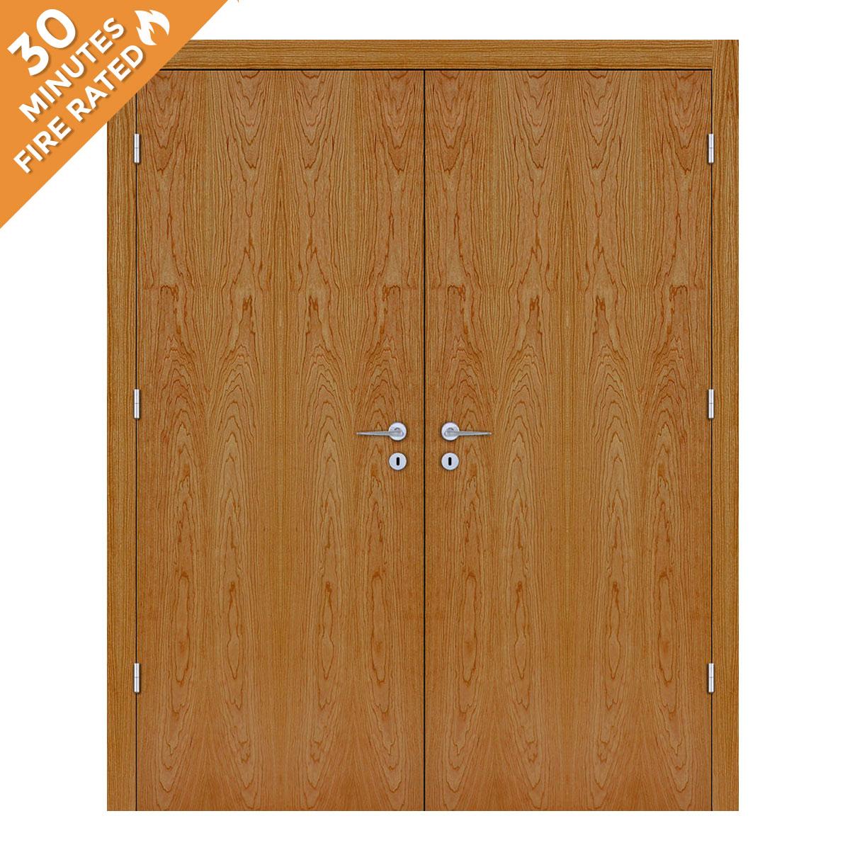 Cherry Double Door FD30