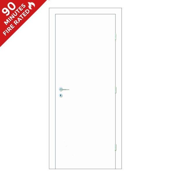 Paint Grade Single Door FD90