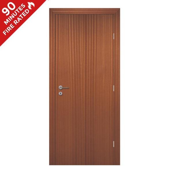 Sapele Single Door FD90