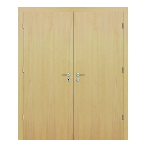Maple Double Door