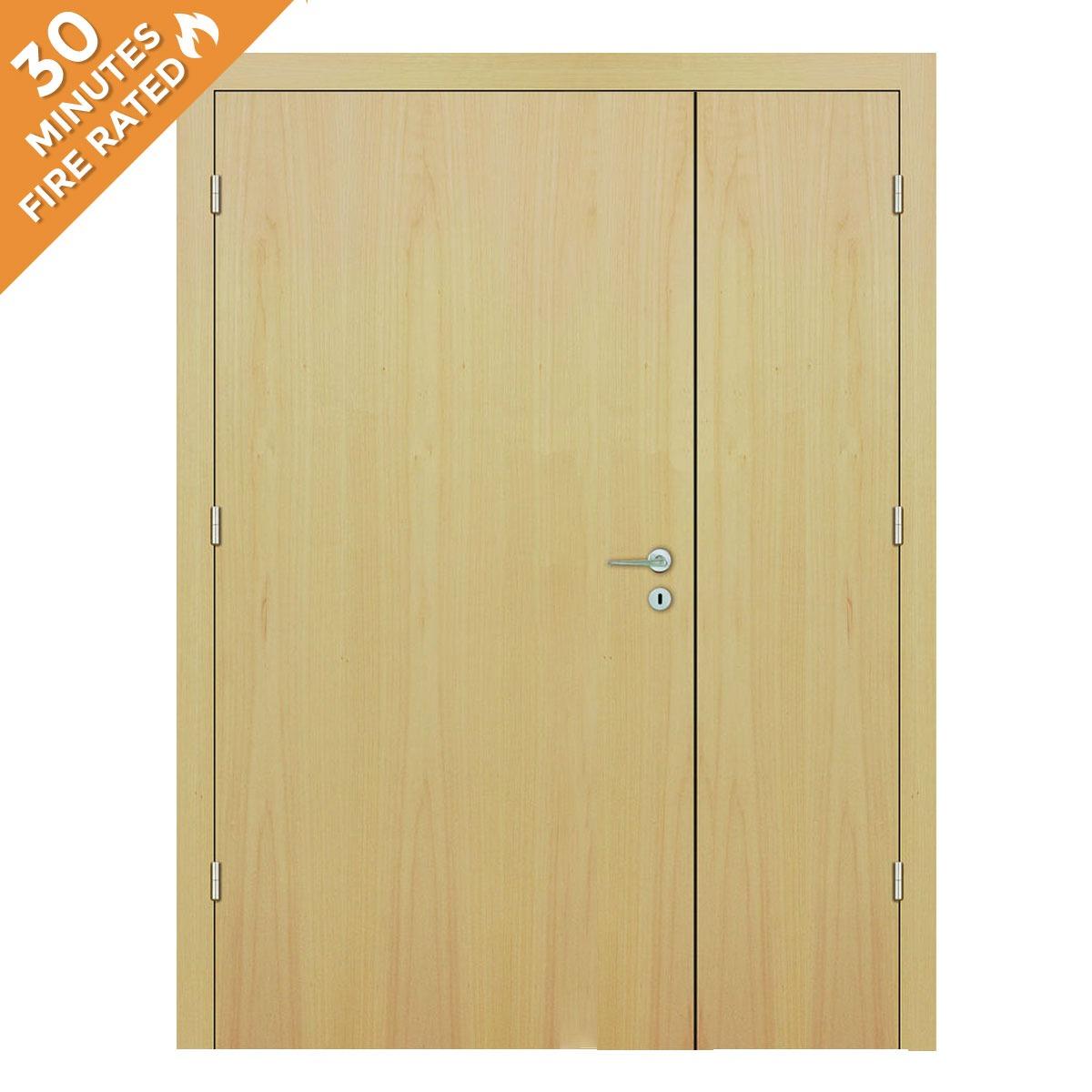 Maple Hospital Door FD30