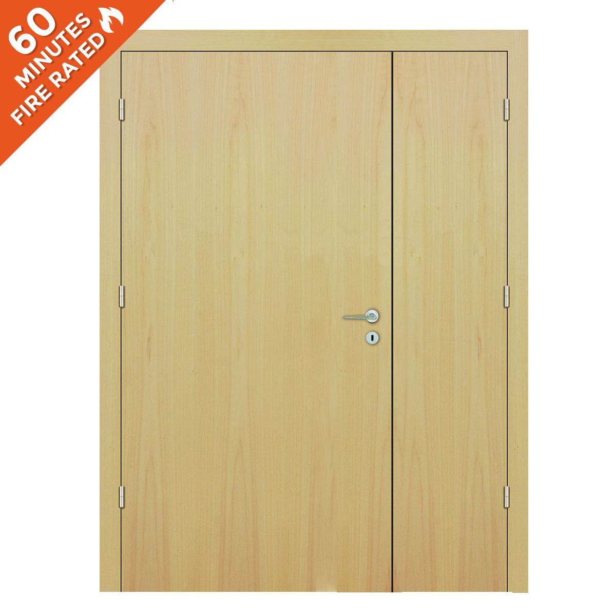 Maple Hospital Door FD60