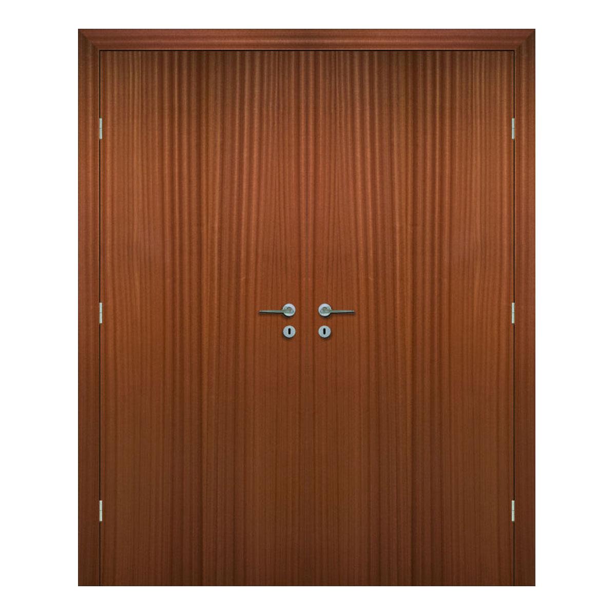 Sapele Double Door