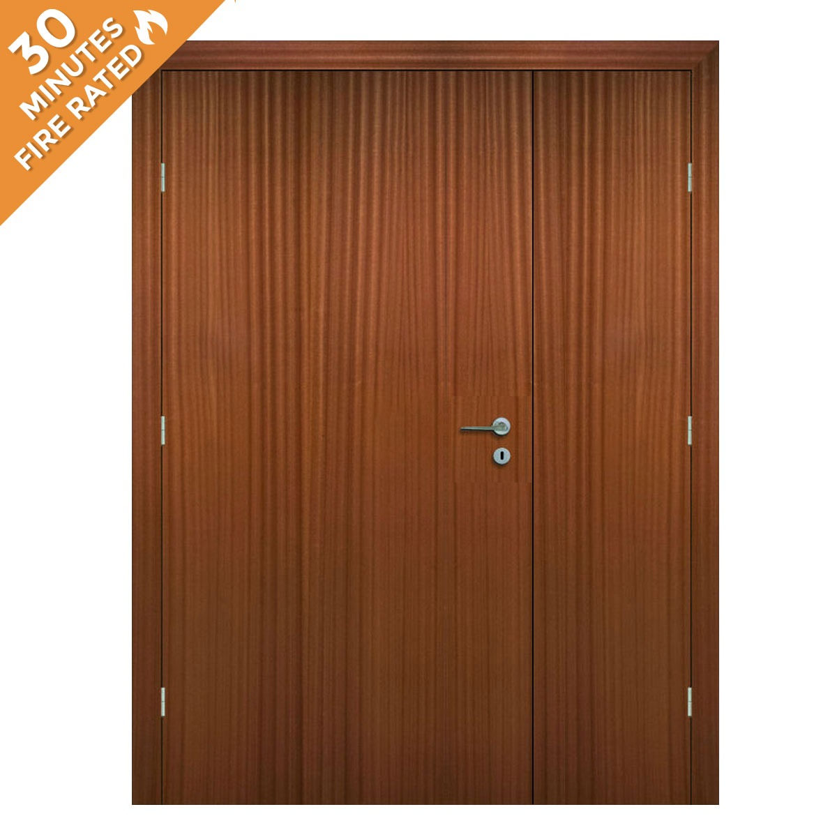 Sapele Hospital Door FD30