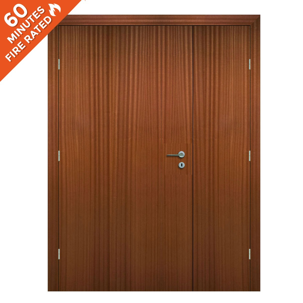 Sapele Hospital Door FD60
