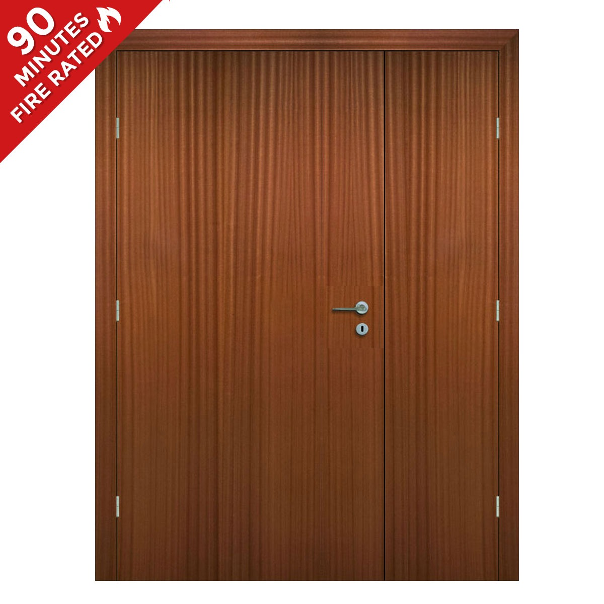 Sapele Hospital Door FD90