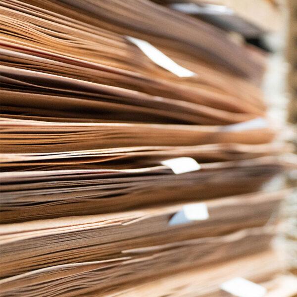 FSC Approved Real Wood Veneers