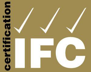 IFC Certification Box Accreditation