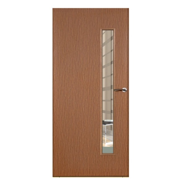 Single Door with Vision Panel