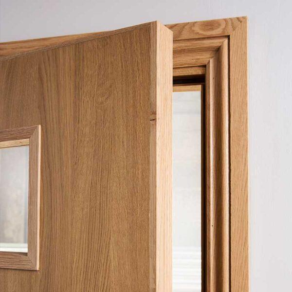 Direction of Door Opening