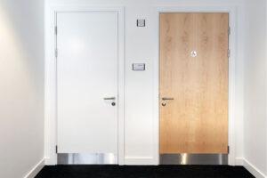 Antibacterial Coated Doors & Joinery