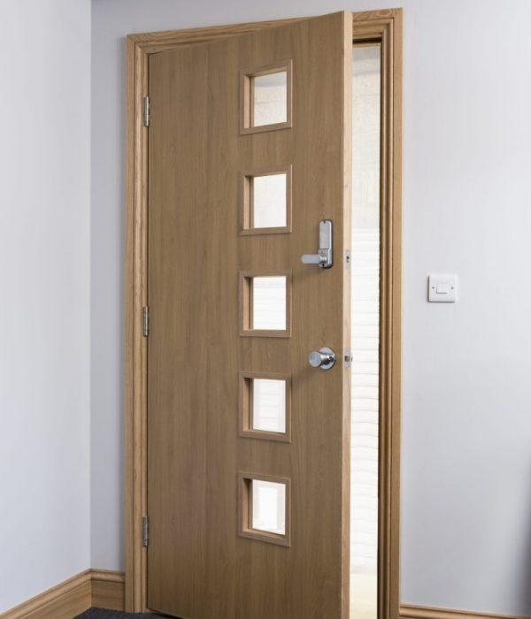 Internal Door in Residential