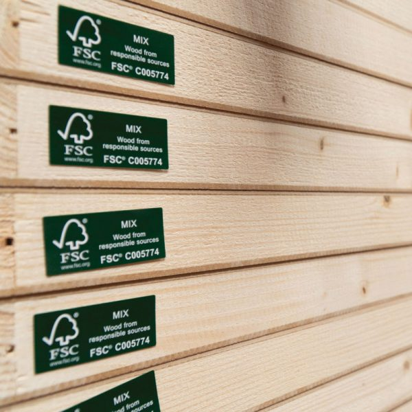 FSC Approved Materials at E & S W Knowles