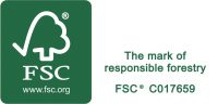 FSC Mark of Responsible Foresty