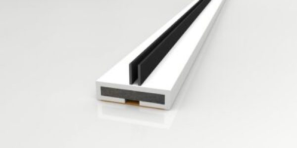 Intumescent Seal Double Flipper