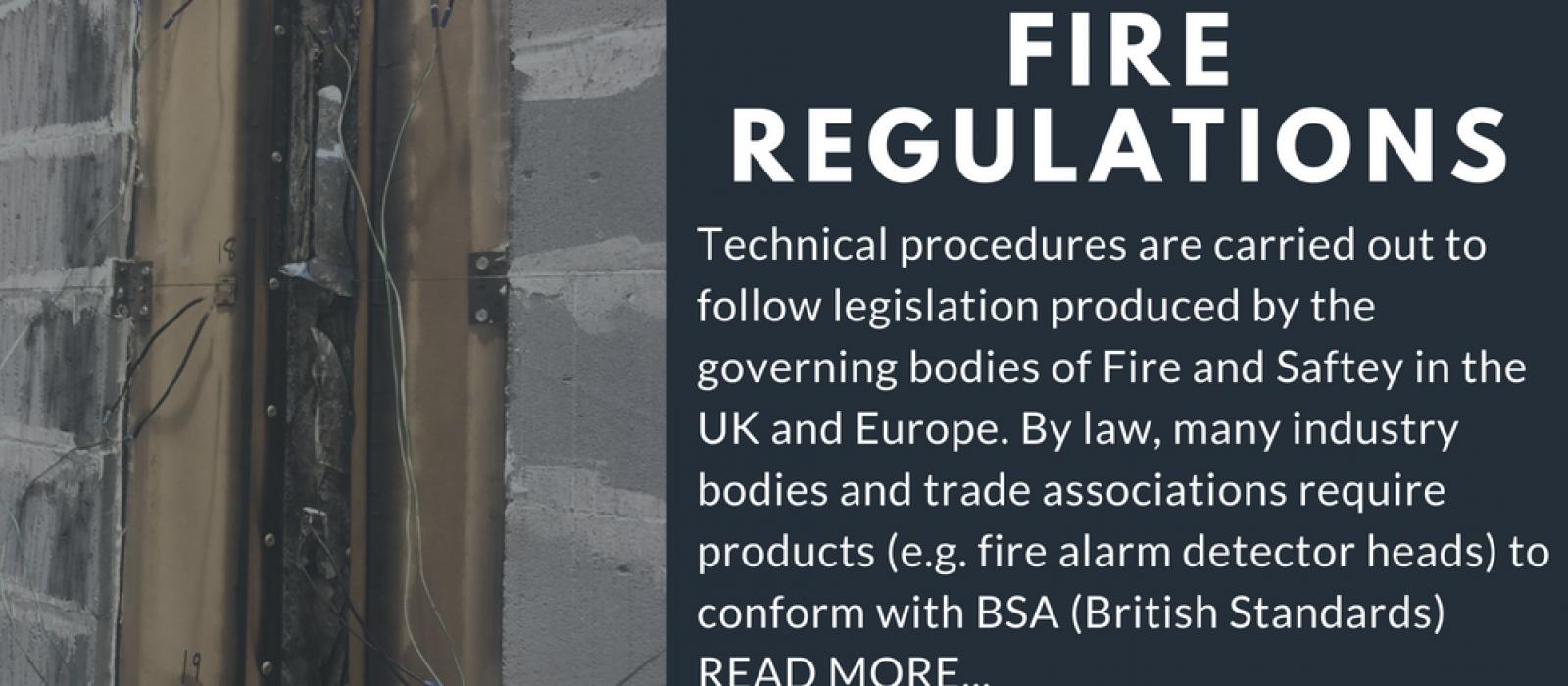 Importance of Fire Regulations