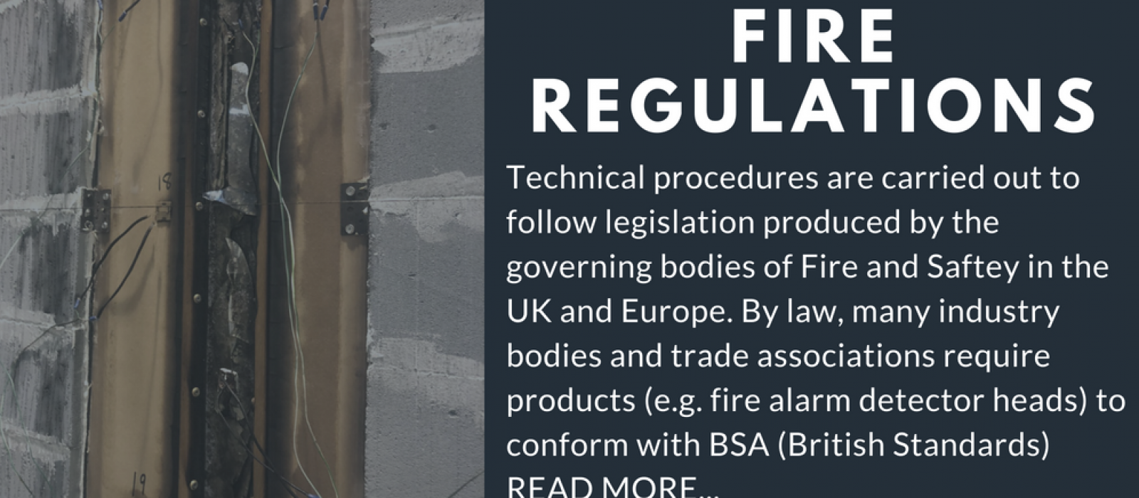 Importance of Fire Regulations